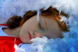 sommeil de bonheur