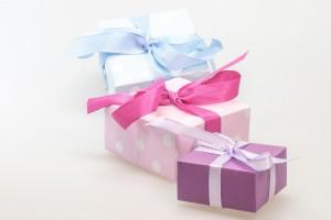cadeau de bonheur